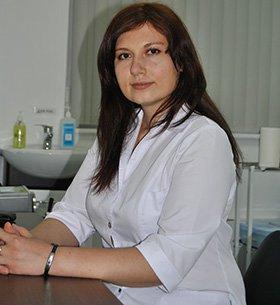 Чаус Зоя Александровна